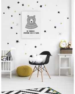 Stickers étoiles chics